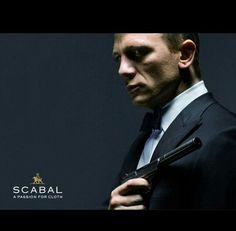 007 James Bond, Scabal tem parceria com Hollywood desde os anos 50.  Vasco Vasconcellos Alfaiataria tem a concessão no Brasil.  Telefone 11 3567-1270  #VascoVasconcellosTaylor #scabal #alfaiate #modamasculina #ternosobmedida #camisasobmedida #sapatosobmedida #homemdeestilo #abencoado #amizade #alfaiate #modamasculina