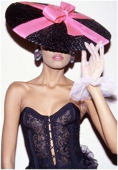 Fall 1984 RTW YSL Photo Roxanne Lowit 80s Fashion 221e9f9a3