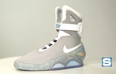 Nike Air Mag Power Laces Coming Soon! (article) : Old School Hip Hop Radio Station, Online Radio Station, News And Gossip