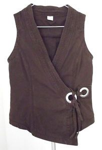 Google Image Result for http://i.ebayimg.com/t/Girls-crossover-cotton-waistcoat-New-Look-Age-12-13-Brown-/00/%24(KGrHqYOKiIE4qHsQCinBOPwr3KjDw~~0_35.JPG