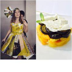 Adda's All – Fashion food inspiruar nga Elsa Ymeri- tartar specash dhe patëllxhani me mocarela buallice