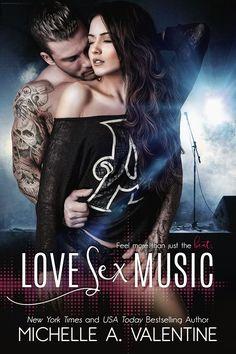 Release Blitz:: Love Sex Music by Michelle A. Valentine