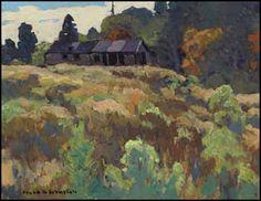 Картинки по запросу Frank H. Johnston (Canada, Group of Seven) David Milne, Group Of Seven Artists, Franklin Carmichael, Most Famous Artists, Pastel Landscape, Fauvism, Canadian Artists, Art Studies, Art Auction