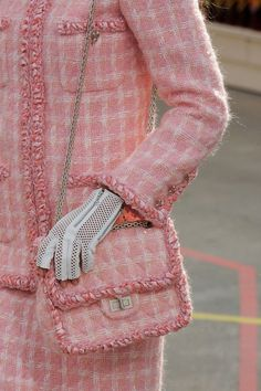 Chanel fall 2014 rtw details