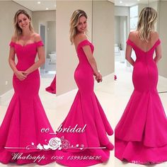 2017 Africa Pink Mermaid Prom Dresses With Sexy Off The Shoulder Women Formal Vestido De Festa New Cheap Dresses Evening Wear Custom Made Hire Prom Dresses Mid Length Prom Dresses From Cc_bridal, $77.81| Dhgate.Com
