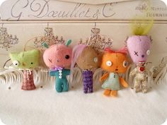 scaries pattern - giveaway!! | gingermelondolls.blogspot.com… | Flickr
