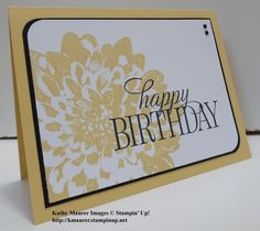 definitely dahlia stampin up ideas - Google Search