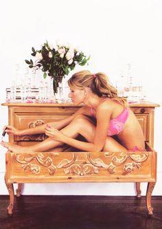 Gisele Bundchen, circa late 90s