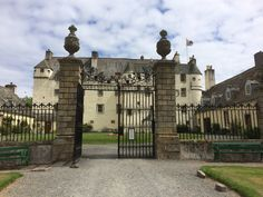 Traquair House in Scotland Biking, Scotland, Louvre, Wanderlust, Explore, Mansions, House Styles, Places, Travel