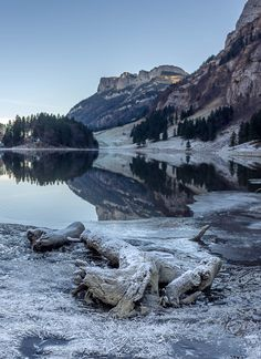 Ice Reflections by Altrim Alii Photography on 500px