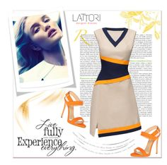 """Lattori"" by aurora-australis ❤ liked on Polyvore featuring Lattori, Giuseppe Zanotti, polyvoreeditorial and lattori"
