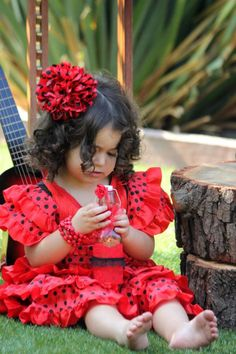 Spanish Flamenco Passion.  -->Elsie RC