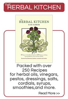 Herbal kitchen the 50 easy to find herbs and over 250 recipes to herbal kitchen the 50 easy to find herbs and over 250 recipes to bring lasting health to you and your family natural health books pinterest fandeluxe Ebook collections