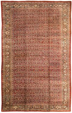 Sultanabad Antique Rug