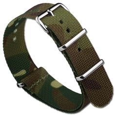 Nato Strap camouflage #watch #branding #germany #custom #promotion #gift #giveaway #b2b #natostrap #strap