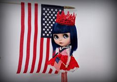 4TH OF JULY SERIES Happy Red, White  Blue Day o All!