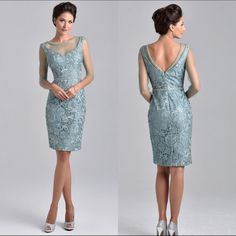 I found some amazing stuff, open it to learn more! Don't wait:https://m.dhgate.com/product/elegant-knee-length-mother-of-the-bride-dresses/402497193.html