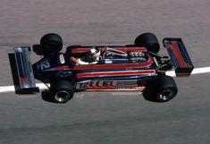 Nigel Mansell (Team Essex Lotus), Lotus 87 - Ford-Cosworth DFV 3.0 V8, 1981 Monaco Grand Prix