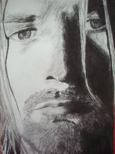 Kurt Cobain_new by Klaarka on DeviantArt