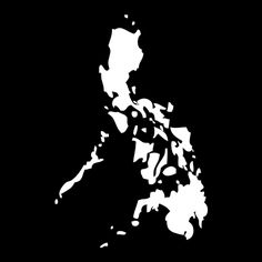 Shop Philippines Poster created by Rocksaw. Philippine Map, Filipino Tattoos, Game Of Thrones Houses, Island Map, Black And White Aesthetic, Aesthetic Stickers, Vinyl Decals, Philippines, Cool Tattoos