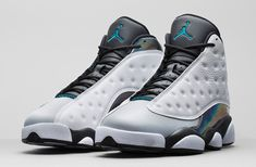 "Air Jordan 13 Retro ""Hologram"" Want these really bad!!"
