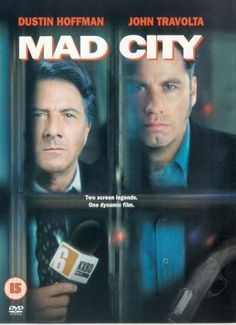 Mad City (1997) Poster