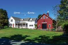 Home is where the Barn is: The Barn Yard & Great Country Garages