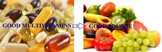Best Multivitamin, Antioxidant Vitamins, Benefit, Nutrition, Play, Lifestyle, Create, Food, Essen