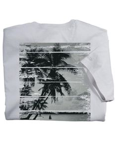 Come Sail Away - Cement Pima Shirt