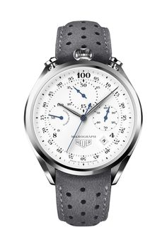 TAG Heuer Mikrograph 1/100th of a Second Automatic Chronograph