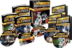 Review of the Exterminator Sports Betting System by Tony Chau.