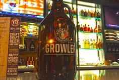 Bagger Dave's Rolls Out Craft Beer Growler