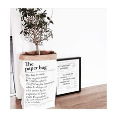 We  @lesacenpapier! There are reusable eco bags with multiple potential usage options. Oh and their tumblr page is a visual heaven  Re-post by Hold With Hope