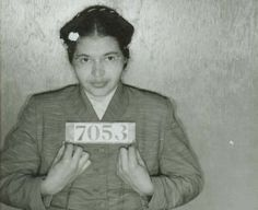 The Montgomery Bus Boycott: When Rosa Parks refused on the afternoon of Dec. 1, 1955, to give up her bus seat so that a white man could sit, it is unlikely that she fully realized the forces she had set into motion and the controversy that would soon swirl around her. Rosa Parks booking photo