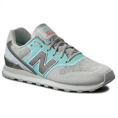 Sneakersy NEW BALANCE - WR996NOB  Szary