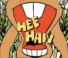 Every Saturday night included Hee Haw at 7:00..  You better believe it ~~ My  DAD loved this show ;)