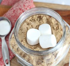 Marshmallows help keep brown sugar from drying out.