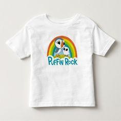 Puffin Rock Logo Toddler T-shirt