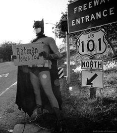 Batman Loves You!