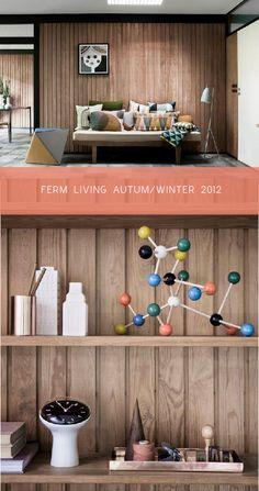 ferm living autumn/winter 2012 collection | Happy Mundane | Jonathan Lo