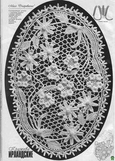 In every art form, there's a story and Irish Crochet is one that really inspires me. According to wikipedia, It is a type of crochet lace...