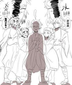 Naruto Funny, Anime Naruto, Anime Guys, Manga Anime, Anime Angel, Anime Demon, Kuroko, Slayer Meme, Cute Disney Drawings