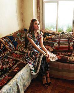 Vogue Korea July 14