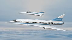 Richard Branson unveils a commercial aircraft that can fly from London to New York hours, much like Concorde Richard Branson, Supersonic Aircraft, Fly Plane, Wind Tunnel, Speed Of Sound, Passenger Aircraft, Daily Star, Commercial Aircraft, Jets
