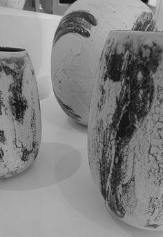 Trenna Langdon - Stil + Quiet + Silent - stoneware and procelain - 2014, Strathnairn by the Lake exhibition, Belconnen Arts Centre, September 2014