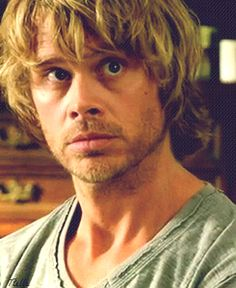 Eric Christian Olsen. Fave series and fave character. To meet him is goin on the bucket list! :)