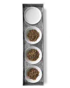 Cat Bowl Tray