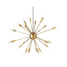 SATELLITE CHANDELIER, available at Design Within Reach, $1,325  Star Wars-inspired home decor, The Force Awakens home decor, modern home design, interior design