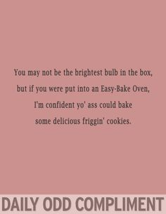 """""""Easy-Bake Oven"""""""
