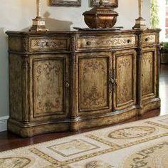 Hooker Furniture Decorator Credenza U0026 Reviews   Wayfair